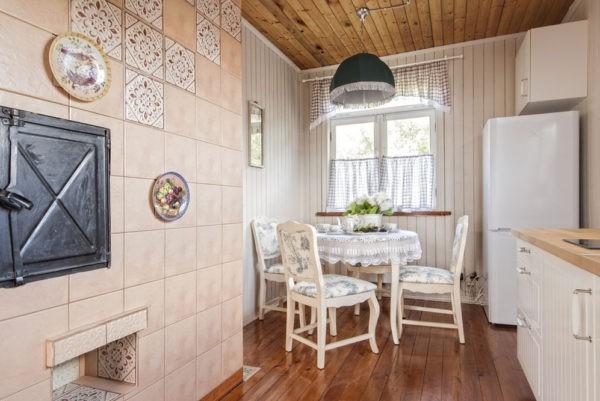 Стиль французской квартиры в мелочах