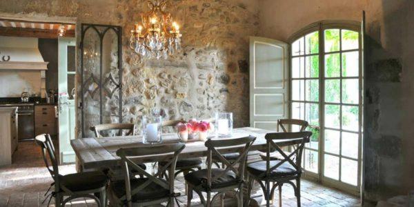 Стиль прованс - оформление в деревенском стиле