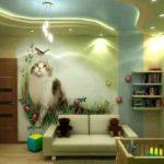 Дизайн детской комнаты с фотообоями