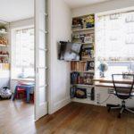 Раздвижные двери в детской комнате