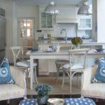 Красивая кухня в стиле прованс