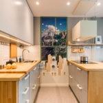организация комфортного освещения на кухне