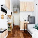 Мебельные фасады из сосновой фанеры