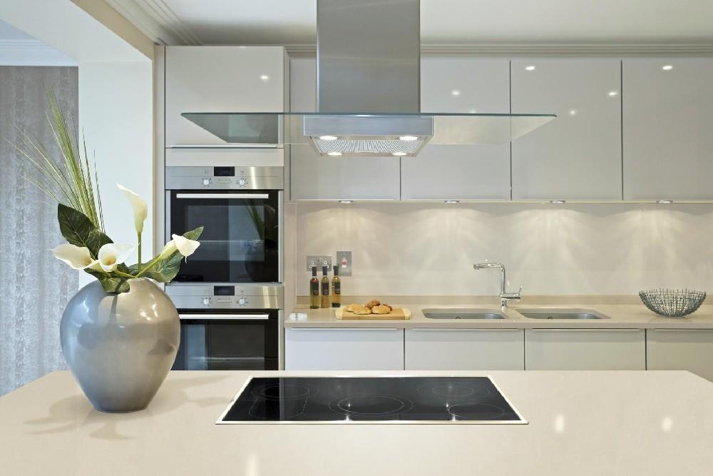 Фасады кухонного гарнитура в стиле модерн