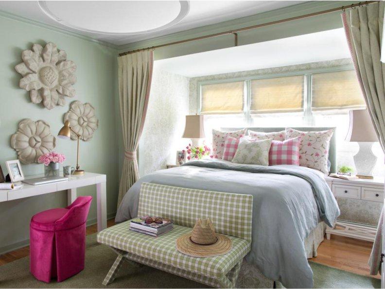 Дизайн комнаты для девочки в стиле прованс