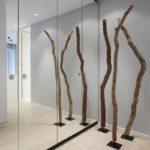 Дизайн коридора в стиле минимализма