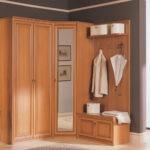 Мебельный гарнитур с открытой вешалкой