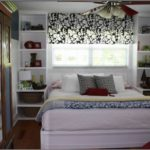 интерьер небольшой спальни в дачном доме