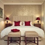 Модная спальня в стиле модерн