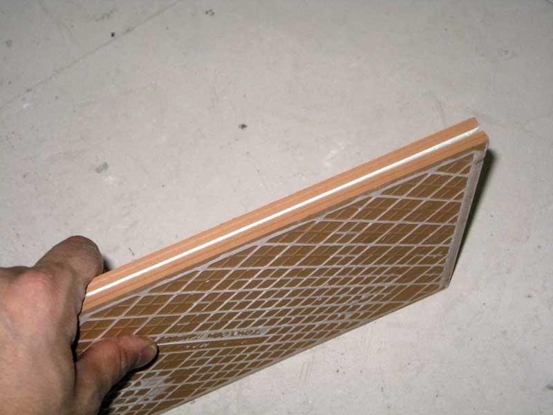 Толщина керамической плитки для напольного покрытия кухни