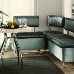 Модульный диван угловой конфигурации