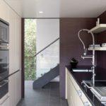 Дизайн современной малогабаритной кухни