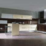 Кухонная мебель для просторного помещения