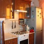 Кухонная мебель с фасадами из МДФ