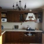 темно-коричневый фасады кухонной мебели