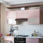 Кухонная вытяжка с угольными фильтрами