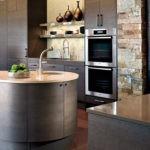 Встроенная техника в интерьере кухни