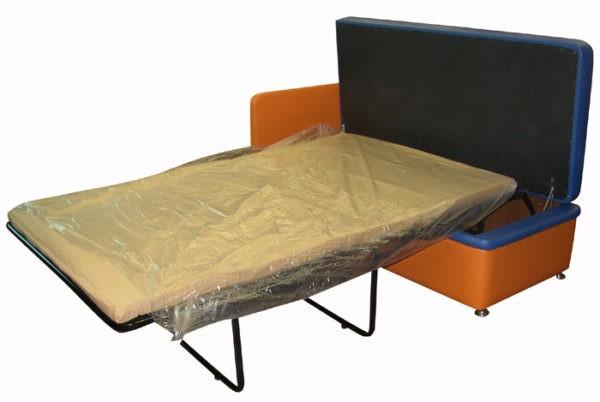 Мини диван-раскладушка