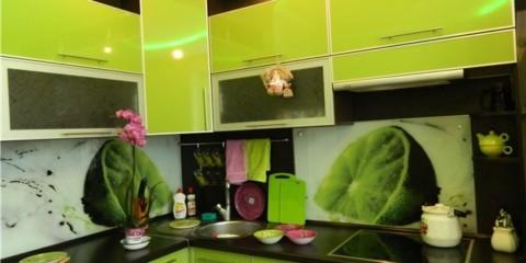 Сочная, яркая и жизнерадостная лаймовая кухня