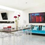Два дивана в кухне-гостиной