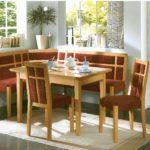 Комплект кухонного уголка с двумя стульями