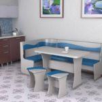 Современная мебель для модной кухни