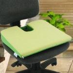 Офисный стул с удобной подушкой