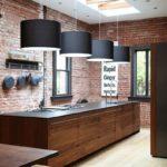Черные плафоны потолочных светильников
