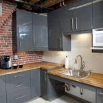 Кухонные столешницы с деревянными поверхностями