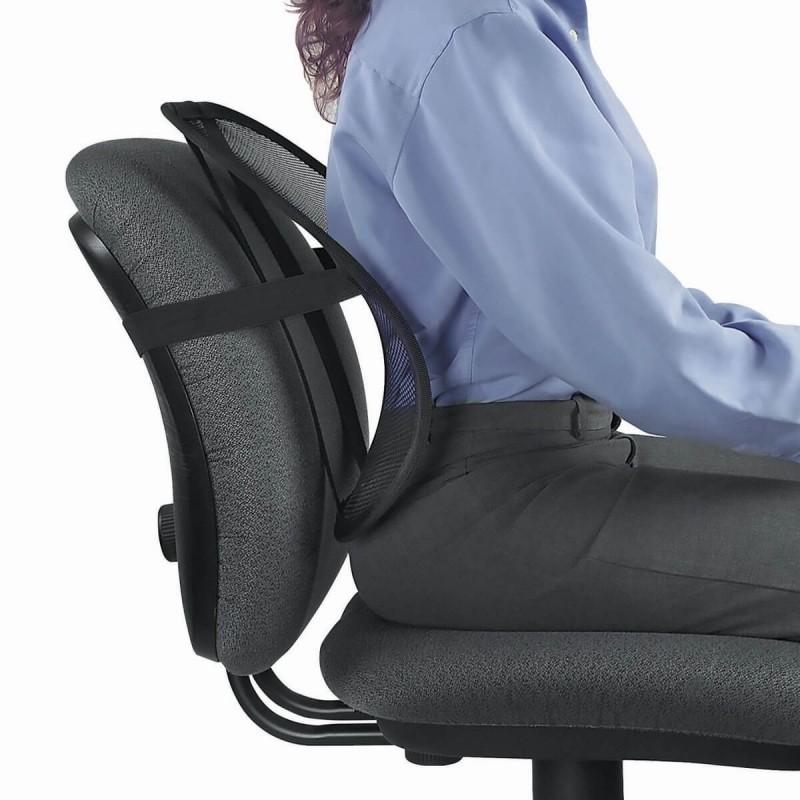 Подушка-сетка с ортопедическими свойствами для офиса