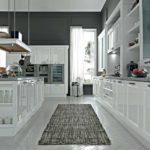 Дизайн современной кухни в стиле классицизма