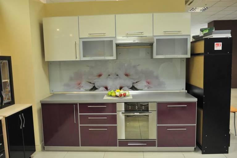 Ванильные шкафы кухонного гарнитура