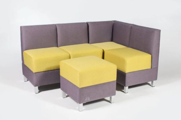Конструкция модульного дивана