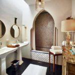 Восточный стиль в оформлении ванной комнаты