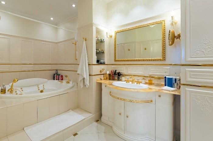 Классическая ванная.