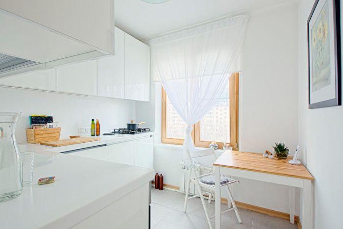 Декоративные элементы на кухне.