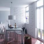Дизайн кухни в пастельных тонах