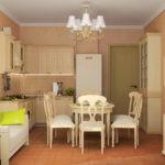 Дизайн кухни в итальянском стиле