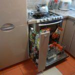 Выдвижные секции кухонного гарнитура