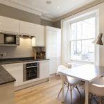 Дизайн кухни угловой планировки