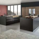 интрьер кухни в стиле минимализма