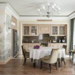 Современная кухня в стиле классика
