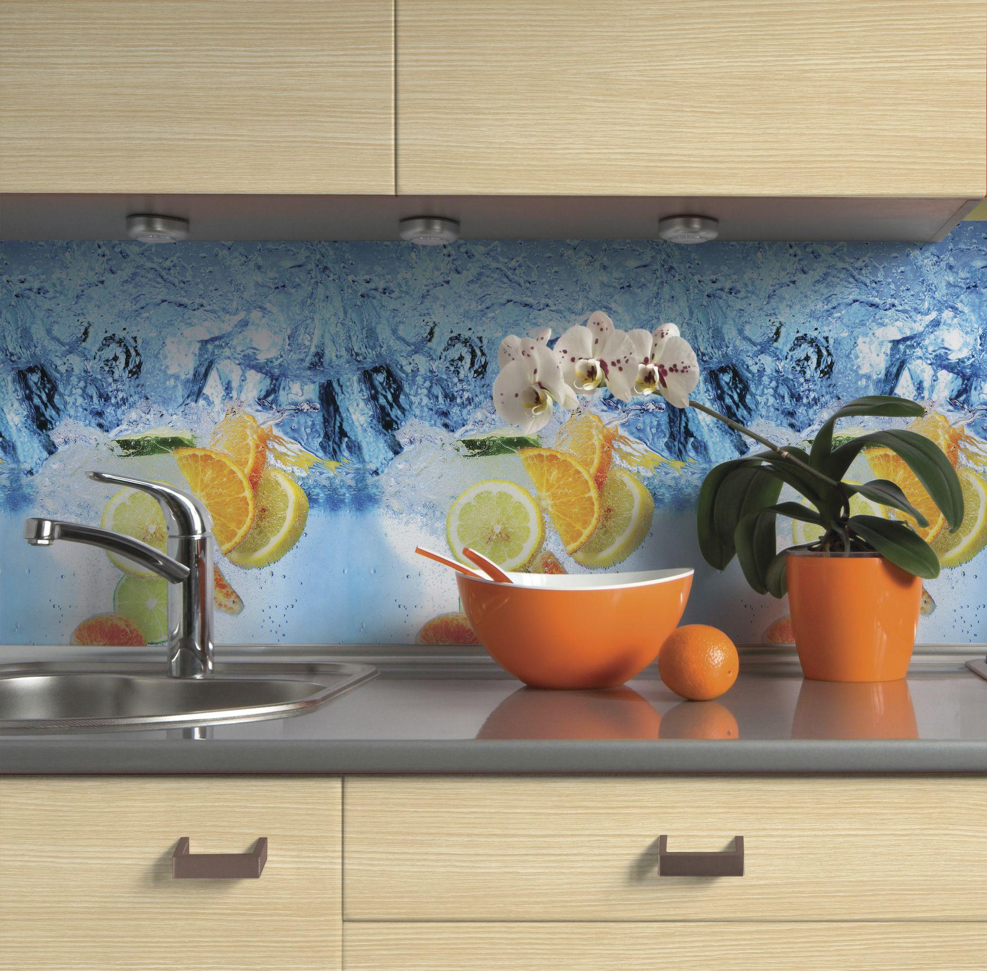 Фартук на кухню из панелей пвх фото