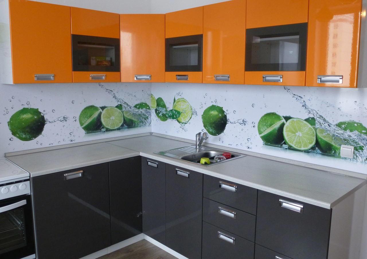 Фартук для кухни картинки из пластика