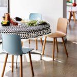 Кухонные стулья с сидениями из гнутой фанеры