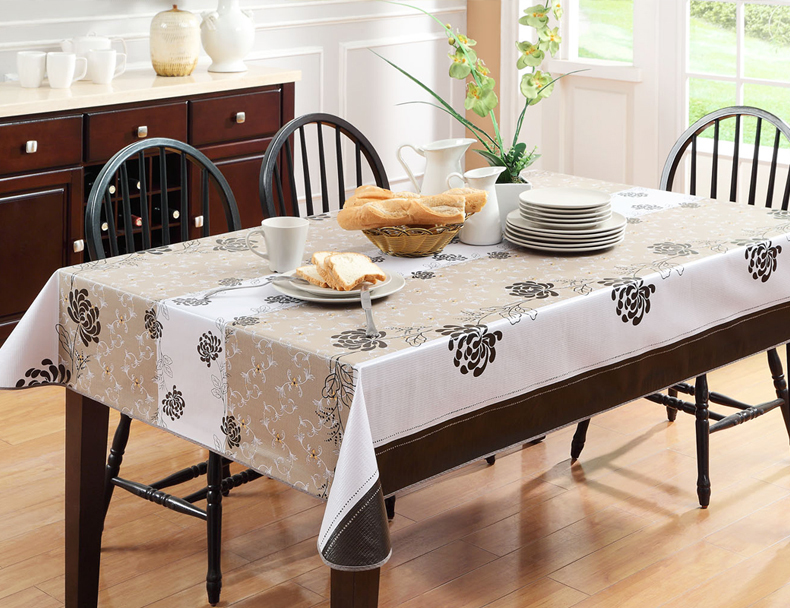зеленый красивые клеенки на стол фото именно