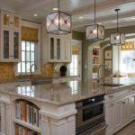 Квадратные плафоны кухонных светильников