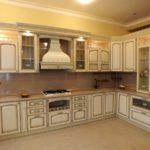 Встроенная плита в кухонном гарнитуре