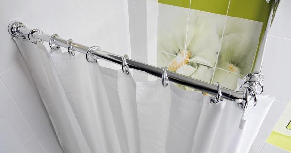 Дизайн карниза в ванной.