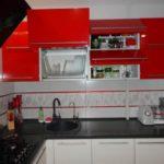 Подъемные дверцы кухонного гарнитура